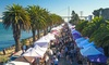 Treasure Fest - Treasure Island Museum: Admission for Two or Four with Beverages at Treasure Fest (Up to 46% Off). Two Options Available.