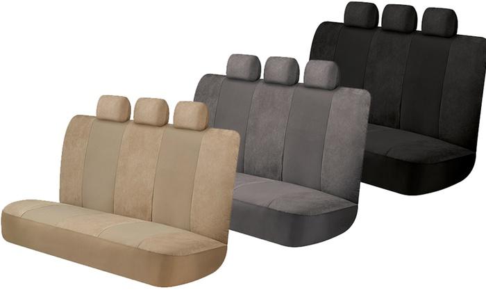 Scotchgard Car Seat Cover Set 3 Piece