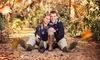Wildflower Photography - Savannah / Hilton Head: $79 for a One-Hour Couples or Family Photo-Shoot Package at Wildflower Photography ($250 Value)