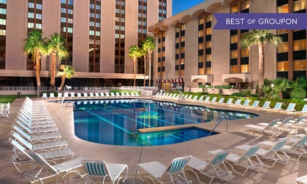 Groupon Deal: Stay at Riviera Hotel And Casino in Las Vegas, with Dates into April