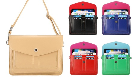 $16 for a Cross Body Phone Bag Don't Pay $49.95