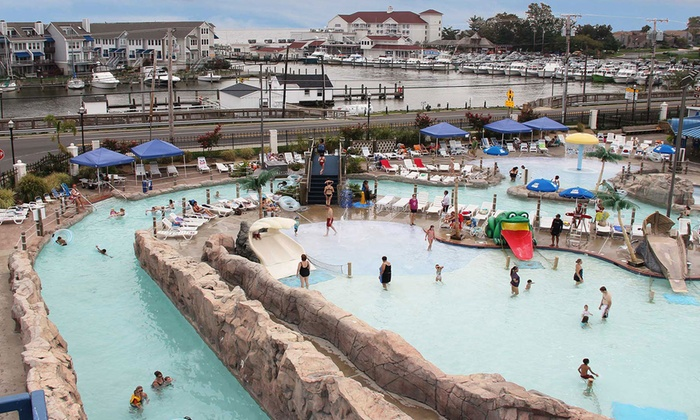 32 Off Admission To Chesapeake Beach Water Park