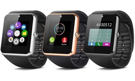 1 o 2 smartwatches multifunción con cámara y monitor de actividad Smartek