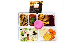 Smakosz: Catering dietetyczny od 159 zł z firmą Smakosz (do -39%)