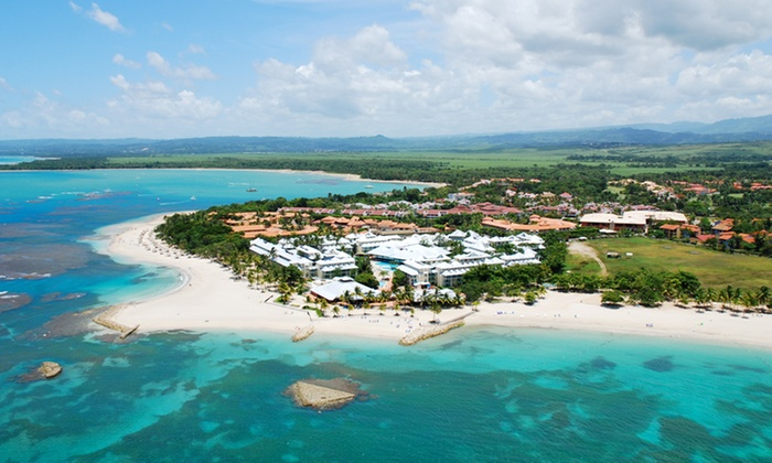 Night AllInclusive Grand Paradise Playa Dorada Stay With Air - All inclusive vacations with air