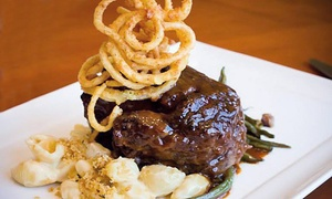 Flights Restaurant at Renaissance Raleigh North Hills Hotel: $21 for $40 Worth of Dinner for Two at Flights Restaurant at Renaissance Raleigh North Hills Hotel