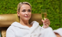 Spa Entry with Afternoon Tea and Prosecco at Brook Mollington Banastre Hotel and Spa