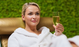 Brook Mollington Banastre Hotel and Spa - Non-Accommodation: Spa Entry with Afternoon Tea and Prosecco at Brook Mollington Banastre Hotel and Spa