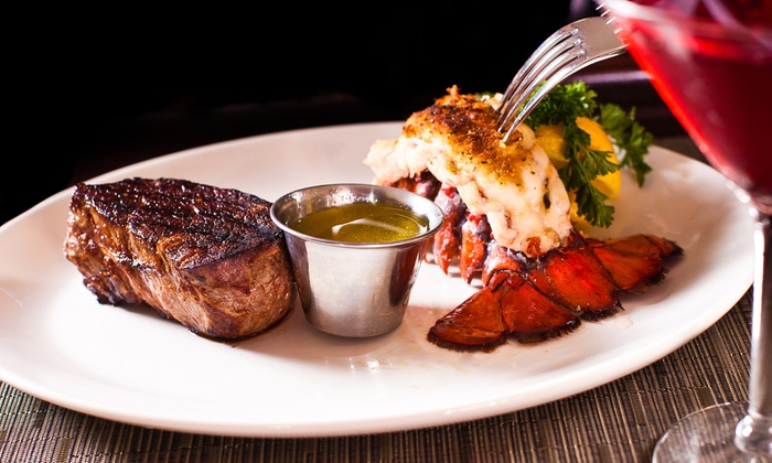 Tequila Cowboy - Cityplace: Burger Lunch, Prime Rib and Lobster Dinner, or Steak Dinner for Two at Tequila Cowboy  (Up to 50% Off)