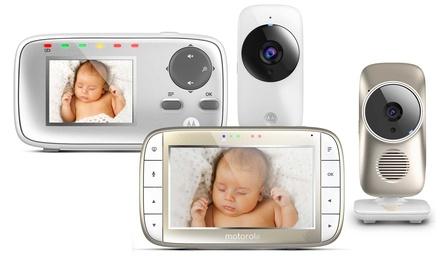 Motorola Babyphone zur Babyüberwachung im Modell nach Wahl