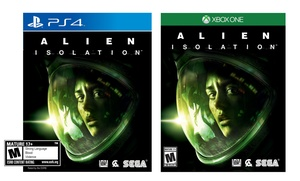Alien: Isolation for Xbox One or PS4