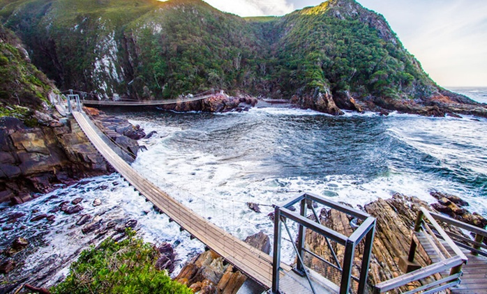 Cape Town: Two to Five-Night Stay for Up to Four Including Meals and Activities with Assey City