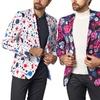 Suslo Couture Men's Slim-Fit Stretch Sport Coat