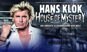"""Semmel Concerts: Hans Klok """"House of Mystery""""-Show vom 26. bis 28. Februar im Theater am Aegi Hannover (bis zu 40% sparen)"""