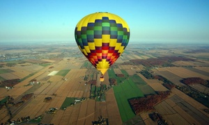 Montréal Montgolfière: Hot Air Balloon Ride for One, Two or Four with Montréal Montgolfière (Up to 35% Off)