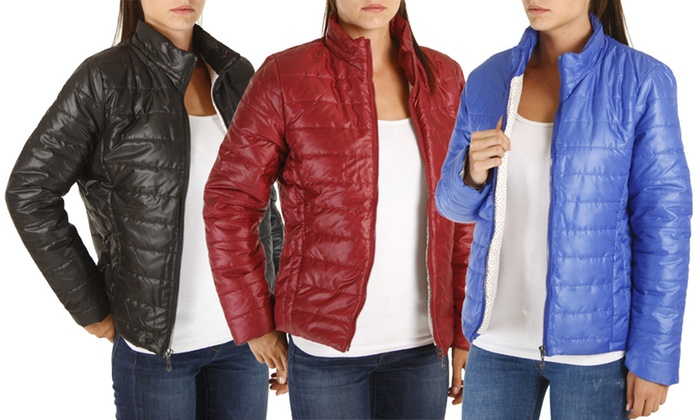 Steppjacke für Damen   Groupon Goods 0c77941794