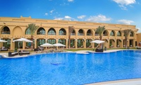 Al Gharbia: 1 or 2 Nights for Family of Four with Breakfast and Pizza; Option for Spa at 4* Western Hotel Madinat Zayed