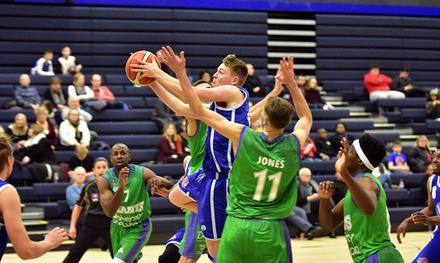 Essex Leopards Basketball: Three Fixtures, 17 September–22 October at The Brentwood Leisure Centre (Up to 50% Off*)