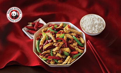 image for 50% Cash Back at Panda Express - Up to $5
