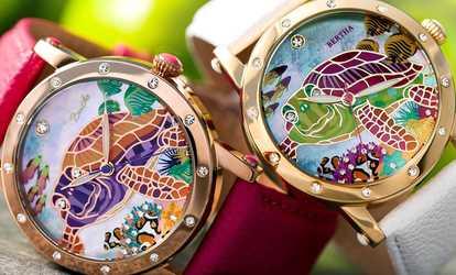 3da1ee07223b Shop Groupon Reloj Bertha Chelsea