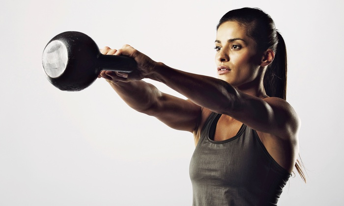Kettlebell X Training - San Diego: 5 or 10 Classes at Kettlebell X Training (Up to 80% Off)