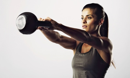 5 or 10 Classes at Kettlebell X Training (Up to 80% Off)
