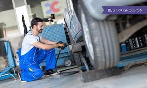 Dream Car: Wymiana opon na felgach stalowych do 16 cali z wyważeniem za 29,99 zł i więcej opcji w serwisie Dream Car (do -58%)