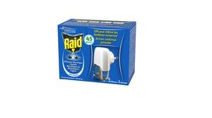 Raid: Coupon 0,80€ sur l'achat d'un diffuseur électrique au choix dans la gamme Raid® à imprimer valable en Supermarchés