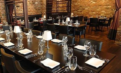 image for Two-Course Meal for Two or Four at Bukharah (Up to 57% Off)