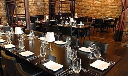 Two-Course Meal for Two or Four at Bukharah (Up to 57% Off)