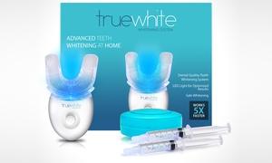 truewhite Advanced LED Light Teeth Whitening System