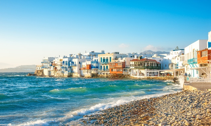 Greece Vacation With Hotels And Air From Go Today In Athens Groupon Getaways