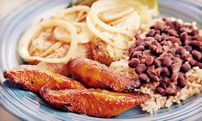 Caribbean Spice - Caribbean Spice: Caribbean Food at Caribbean Spice (Up to 53% Off). Two Options Available.