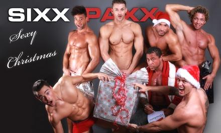 1-2 Tickets für die Sixx Paxx, opt. mit Prosecco,im Dez. im SixxPaxx Theater & Wild House Berlin (bis zu 40% sparen)