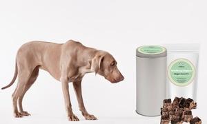 Natura Hundefutter: Wertgutschein über 30, 60 od. 90 € anrechenbar auf Boxen mit Fleisch-Leckerlis inkl. Nachfüllpack von Natura Hundefutter