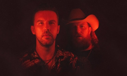 Brothers Osborne: We're Not For Everyone Tour on August 21 at 7:30 p.m.