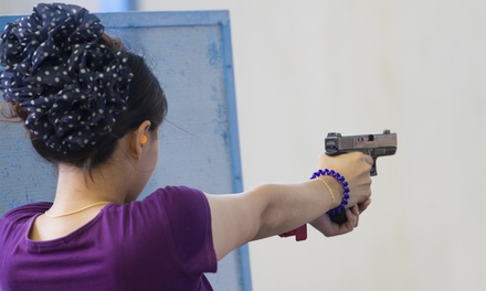 Ohio or Michigan Concealed-Carry Class for One or Two at C&R Concealed Carry Class (Up to 44% Off)