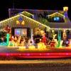 55% Holiday Lights Limo Tour