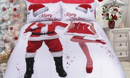 Pieridae DressUp Christmas Duvet Sets in Choice of Design and Size