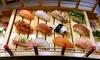 Sushi box da asporto a Rimini