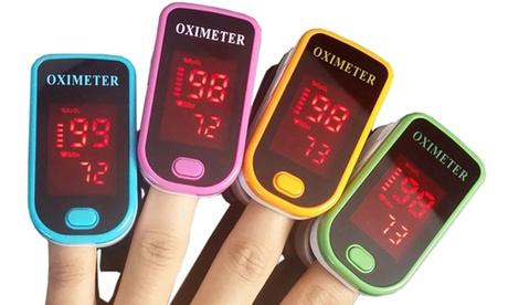 Ossimetro SmartPulse con display LED disponibile in 4 colori a 18 €