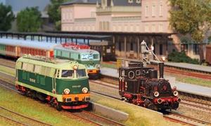 Makieta City – Miniaturowy Świat: Od 29,99 zł: bilet dla 2 osób na kolejową wystawę Makieta City i więcej opcji w PGE Narodowym (do -35%)