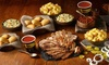 Up to 52% Off Barbeque or Family Pack at Dickey's BBQ Pit