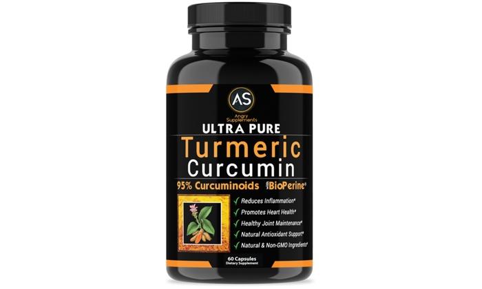 Turmeric Curcumin Garcinia With Forskolin And Garcinia Pm Groupon