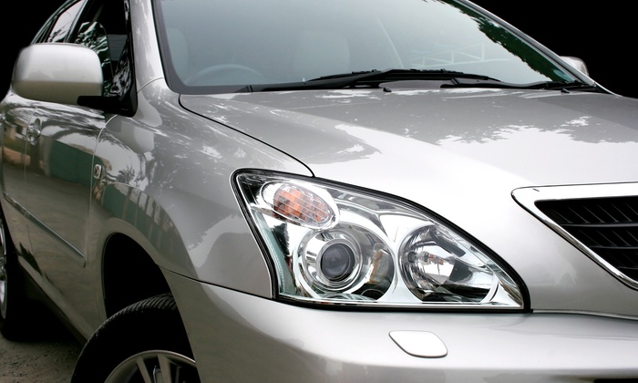 The Last Detail - San Francisco: One Three-Stage Headlight Surface Restoration or Full Service Detailing at The Last Detail (Up to 51% Off)