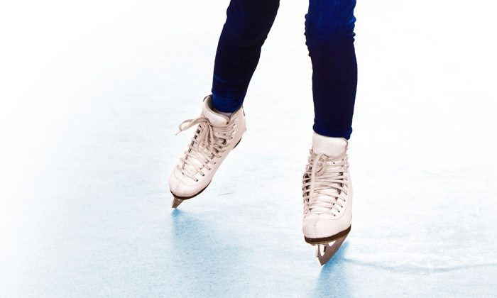 Blazers Ice Centre - Blazers Ice Centre: Eight-Week Learn to Skate Course for One or Two at Blazers Ice Centre (Up to 56% Off)