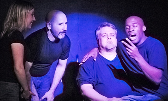 Voodoo Comedy Playhouse - Voodoo Comedy Playhouse: Comedy Show with Drinks for Two at Voodoo Comedy Playhouse (Up to Half Off)