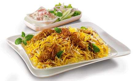 $15 for Three Groupons, Each Good for One Indian Meal Package at Tamarind - The Indian Kitchen ($27.84 Value)