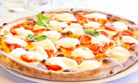 Pizza alla carta da Il Boschetto a 14,90€euro