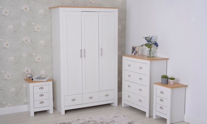 Country Style Bedroom Range